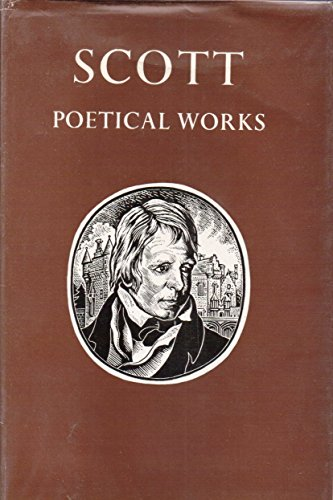 9780192541420: The Poetical Works of Sir Walter Scott (Oxford Standard Authors)