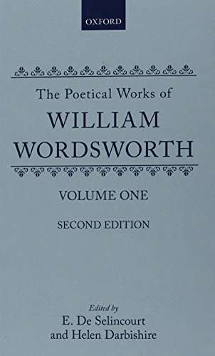 9780192541529: Wordsworth: Poetical Works. With Introductions and Notes (Oxford Standard Authors)