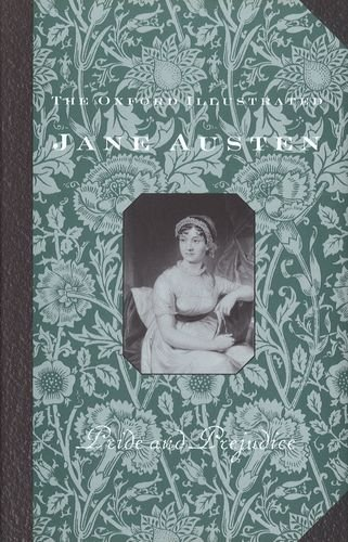 The Oxford Illustrated Jane Austen: Volume II: Jane Austen; Editor-R.