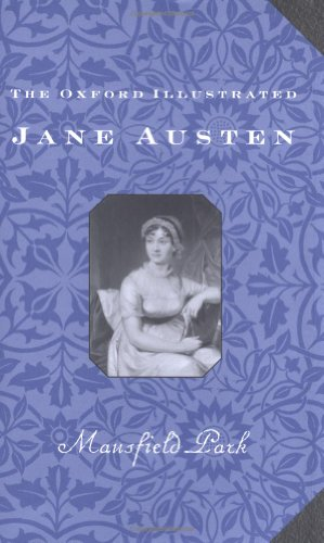 9780192547033: The Oxford Illustrated Jane Austen: Volume III: Mansfield Park