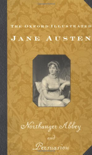The Oxford Illustrated Jane Austen: Volume V: Jane Austen; Editor-R.