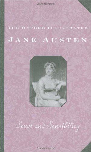 9780192547071: Oxford Illustrated Jane Austen Set