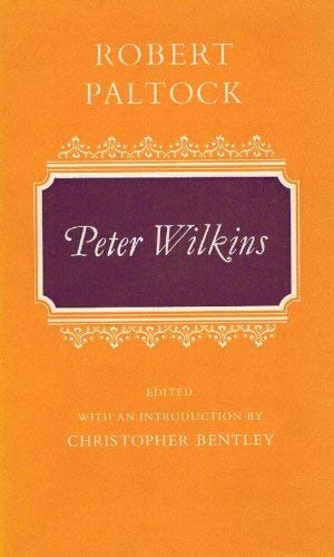 9780192553294: Life and Adventures of Peter Wilkins (Oxford English Novels)