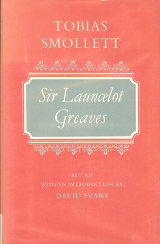 9780192553645: Life and Adventures of Sir Launcelot Greaves (Oxford English Novels)