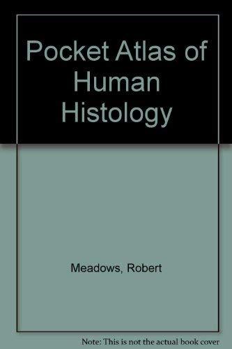 9780192611772: Pocket Atlas of Human Histology