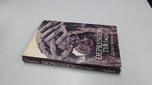 9780192613158: Depression: The Facts (Oxford Medical Publications)