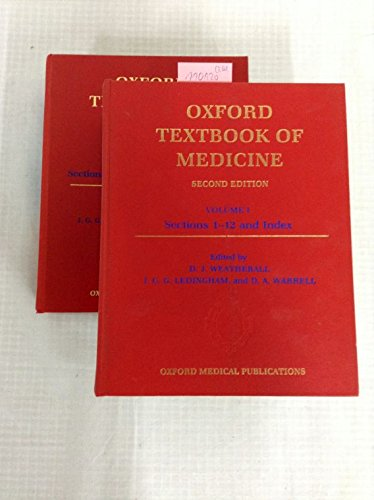 9780192615510: Oxford Textbook of Medicine (Oxford medical publications)