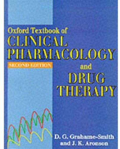 Oxford Textbook of Clinical Pharmacology and Drug: Unknown