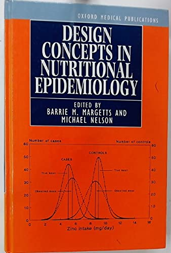 9780192618733: Design Concepts in Nutritional Epidemiology (Oxford medical publications)