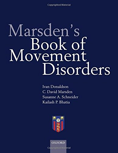 9780192619112: Marsden's Book of Movement Disorders