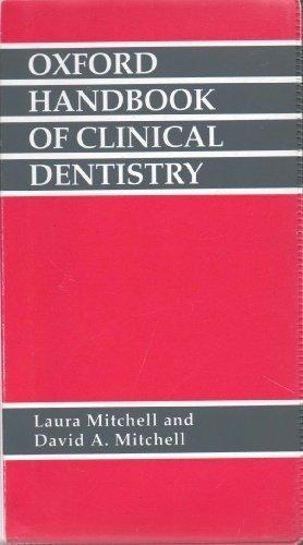 9780192619594: Oxford Handbook of Clinical Dentistry