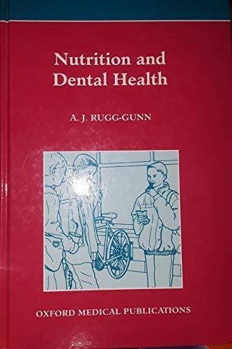9780192621092: Nutrition and Dental Health