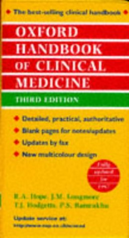 9780192621153: Oxford Handbook of Clinical Medicine