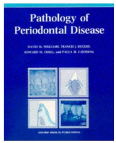 9780192621207: Pathology of Periodontal Disease (Oxford Medical Publications)