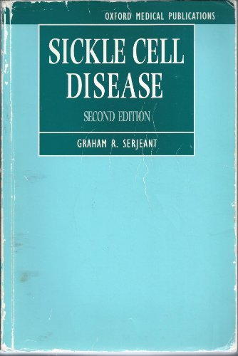 9780192622310: Sickle Cell Disease (Oxford Medical Publications)