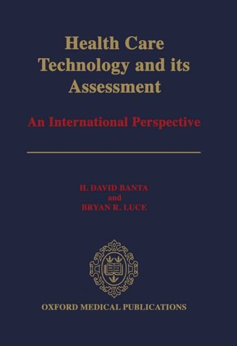 9780192622976: Health Care Technology and Its Assessment: An International Perspective (Oxford Medical Publications)