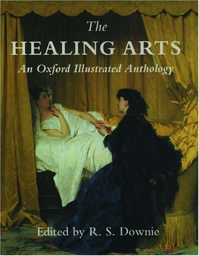 9780192623195: The Healing Arts: An Oxford Illustrated Anthology