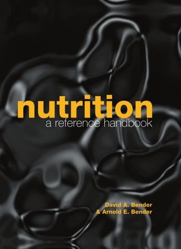 9780192623683: Nutrition: A Reference Handbook