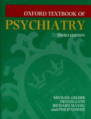 9780192625014: Oxford Textbook of Psychiatry