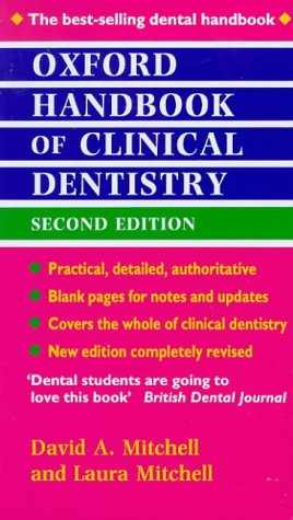 9780192626028: Oxford Handbook of Clinical Dentistry