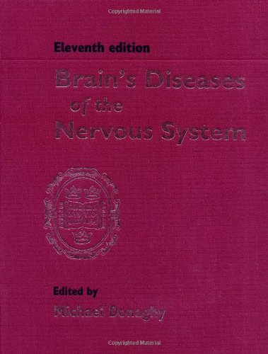 9780192626189: Brain's Diseases of the Nervous System