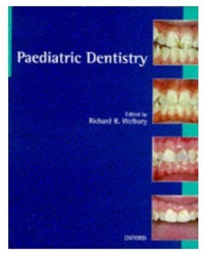 9780192626301: Paediatric Dentistry