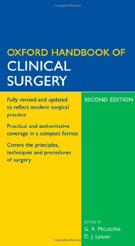9780192626387: Oxford Handbook of Clinical Surgery (Oxford Handbooks Series)
