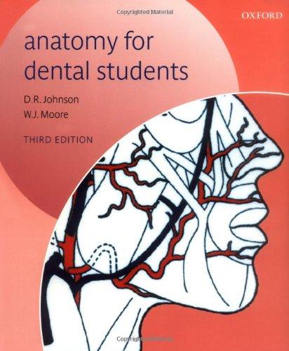 9780192626738: Anatomy for Dental Students