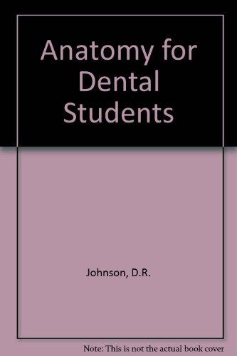 9780192626745: Anatomy for Dental Students