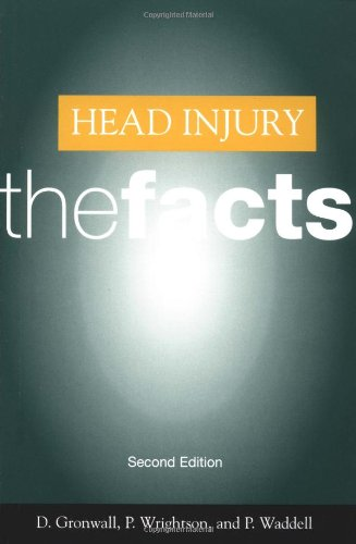 9780192627131: Head Injury: The Facts (The Facts Series)