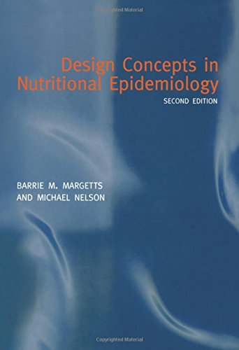 9780192627391: Design Concepts in Nutritional Epidemiology