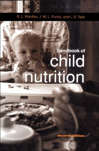 9780192627872: Handbook of Child Nutrition