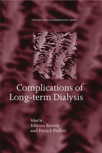 Complications of Long-Term Dialysis (Hardback)