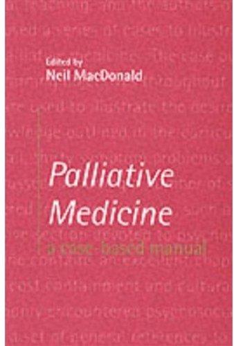palliative medicine a case-based manual pdf