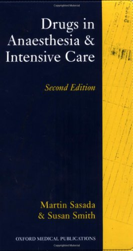 9780192628725: Drugs in Anaesthesia and Intensive Care