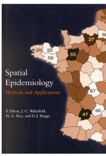 9780192629418: Spatial Epidemiology: Methods and Applications