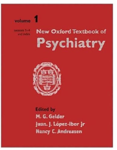 9780192629708: New Oxford Textbook of Psychiatry (2 Volume Set)