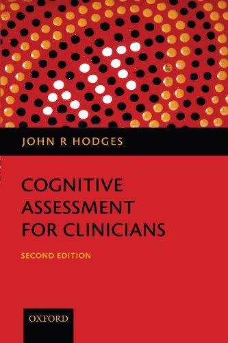 9780192629760: Cognitive Assessment for Clinicians
