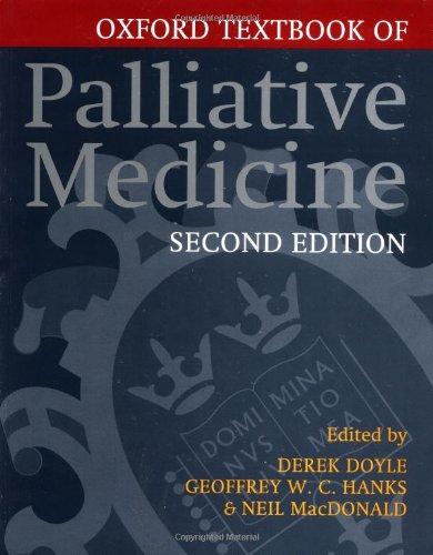 9780192630575: Oxford Textbook of Palliative Medicine