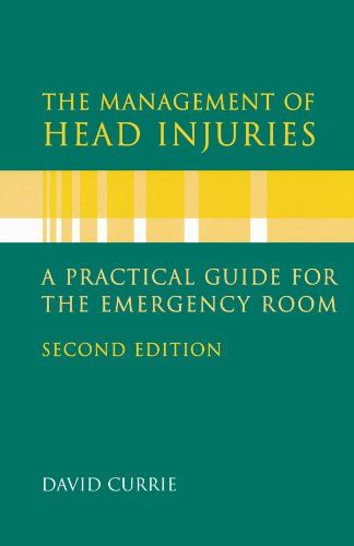 9780192630780: The Management of Head Injuries: A Practical Guide for the Emergency Room
