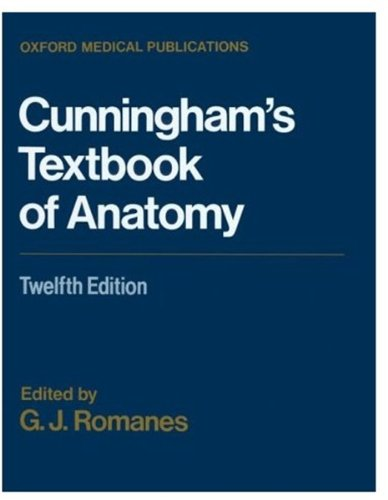 9780192631343: Textbook of Anatomy (Oxford medical publications)