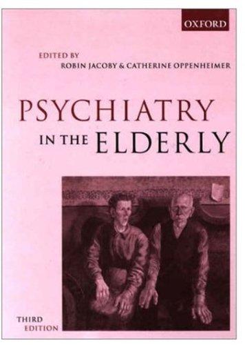 9780192631510: Psychiatry in the Elderly