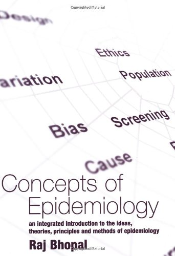 9780192631558: Concepts of Epidemiology: An integrated introduction to the ideas, theories, principles and methods of epidemiology