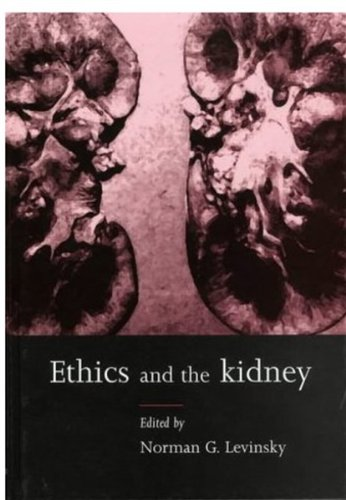 Ethics and the Kidney: Oxford University Press