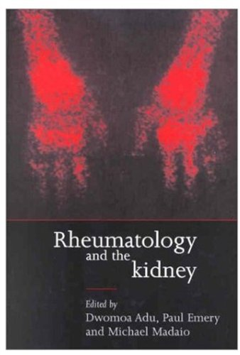 9780192631787: Rheumatology and the Kidney (Oxford Clinical Nephrology Series)