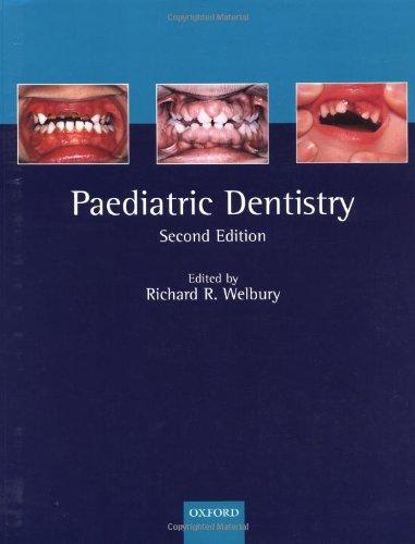 9780192631862: Paediatric Dentistry