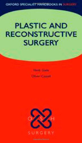 9780192632227: Plastic and Reconstructive Surgery (Oxford Specialist Handbooks in Surgery)