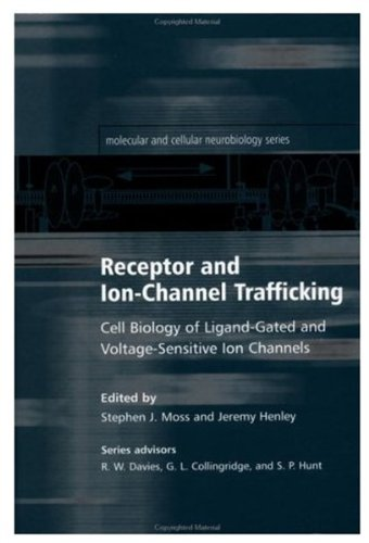 9780192632241: Receptor and Ion-Channel Trafficking: Cell Biology of Ligand-Gated and Voltage Sensitive Ion Channels