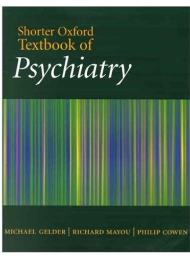 9780192632418: Shorter Oxford Textbook of Psychiatry