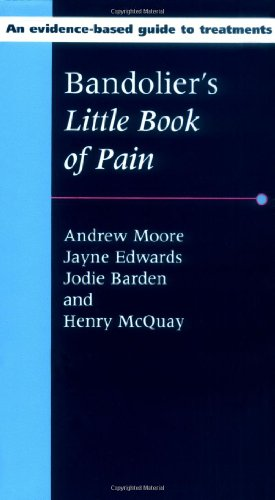9780192632470: Bandolier's Little Book of Pain